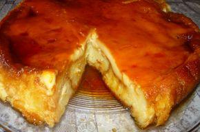 Снимка 3 от рецепта за Крем-карамелова торта с козунак