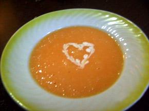 Снимка 2 от рецепта за Крем-супа от моркови