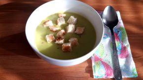 Снимка 2 от рецепта за Крем супа от тиквички