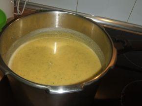 Снимка 5 от рецепта за Крем супа от зеленчуци