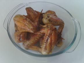 Снимка 2 от рецепта за Крилца с Фанта