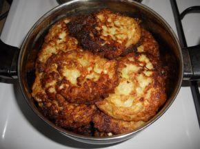 Снимка 4 от рецепта за Кюфтета от тиквички и зелени подправки