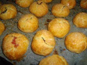 Снимка 3 от рецепта за Курабийки с локум