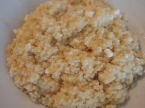 Снимка 2 от рецепта за Кускус със сирене