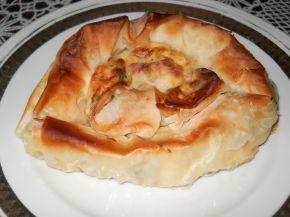 Снимка 4 от рецепта за Лападник с извара