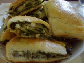 Снимка 2 от рецепта за Лападник със сирене