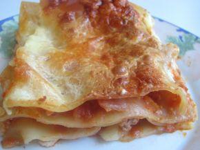 Снимка 1 от рецепта за Лазаня с кайма