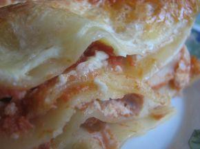 Снимка 2 от рецепта за Лазаня с кайма