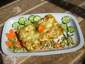 Снимка 2 от рецепта за Лазаня с кашкавален сос