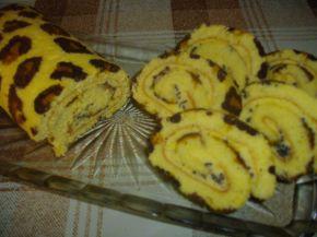 Снимка 6 от рецепта за Леопардово руло