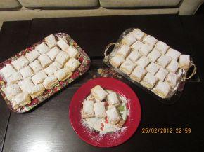 Снимка 2 от рецепта за Лесен бутер наполеон