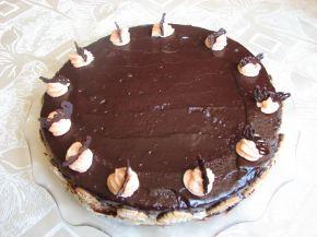 Снимка 3 от рецепта за Лесна шоколадова торта `Алекс`
