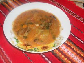 Снимка 2 от рецепта за Лятна манджа със зеленчуци