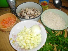 Снимка 2 от рецепта за Лятна мусака със зеленчуци