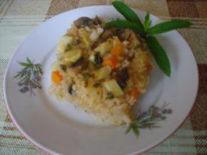 Снимка 4 от рецепта за Лятна мусака със зеленчуци