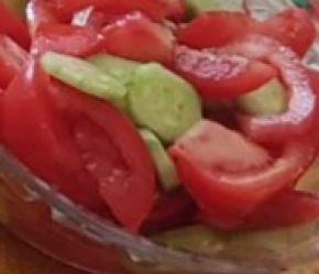 Снимка 2 от рецепта за Лятна салата