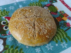 Снимка 4 от рецепта за Лимецова содена питка