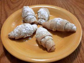 Снимка 2 от рецепта за Локумени кифлички
