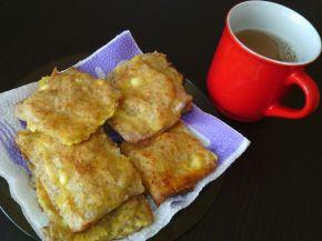 Снимка 2 от рецепта за Малки банички със сусам и сирене