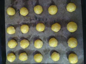 Снимка 3 от рецепта за Малки локумки
