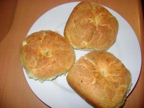 Снимка 3 от рецепта за Малки содени питки