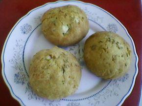Снимка 4 от рецепта за Малки содени питки
