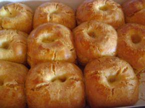 Снимка 5 от рецепта за Малки содени питки
