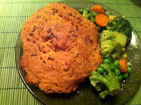 Снимка 9 от рецепта за Малки содени питки