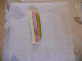 Снимка 2 от рецепта за Малки солени банички