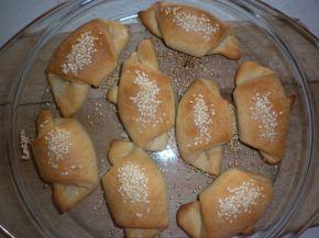 Снимка 5 от рецепта за Малки солени кифлички