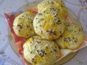 Снимка 3 от рецепта за Малки закуски с царевичен грис и брашно