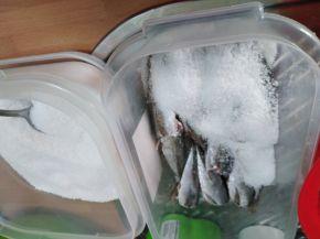 Снимка 4 от рецепта за Маринован сафрид