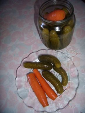 Снимка 4 от рецепта за Мариновани краставички