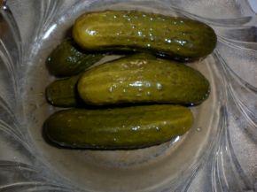 Снимка 5 от рецепта за Мариновани краставички