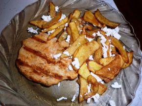 Снимка 2 от рецепта за Мариновани пилешки пържоли