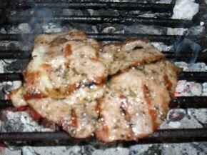 Снимка 6 от рецепта за Мариновани пилешки пържоли