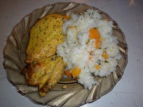 Снимка 2 от рецепта за Мариновано пилешко месо