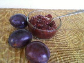 Снимка 3 от рецепта за Мармалад от сливи с рязани плодове