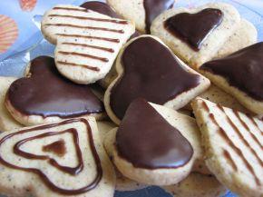 Снимка 2 от рецепта за Маслени сладки с лешници