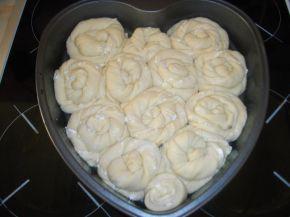 Снимка 2 от рецепта за Масленица СЪРЦЕ със сирене