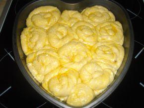 Снимка 3 от рецепта за Масленица СЪРЦЕ със сирене