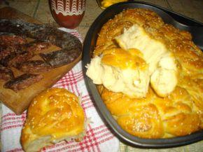 Снимка 4 от рецепта за Масленица СЪРЦЕ със сирене