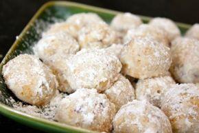 Снимка 1 от рецепта за Медени бисквити