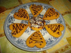 Снимка 2 от рецепта за Медени курабийки