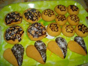 Снимка 3 от рецепта за Медени курабийки