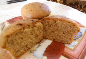 Снимка 3 от рецепта за Медени мъфини с канела и лимонова кора