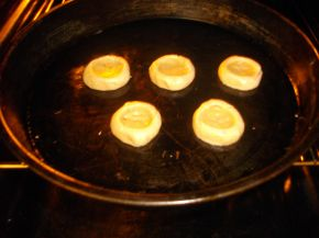 Снимка 2 от рецепта за Меденки с орехи