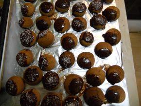 Снимка 5 от рецепта за Меденки с шоколад