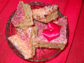 Снимка 4 от рецепта за Медено сърце за Свети Валентин