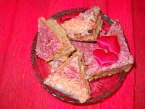 Снимка 5 от рецепта за Медено сърце за Свети Валентин